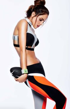 "chromat:  "" Score the Chromat Elite Sports Bra (featured in Maria Claire México) at CHROMAT.CO.  """