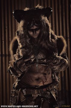 Image result for wasteland warriors