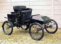 1901 Foster Steam Car