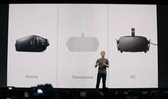 Google, Facebook and Microsoft Line Up For VR Standalone Push