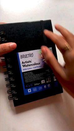Watercolor Paintings For Beginners, Watercolor Art Lessons, Painting Techniques, Watercolor Sketch, Art Painting Gallery, Diy Painting, Art Drawings Sketches Simple, Diy Canvas Art, Color Pencil Art