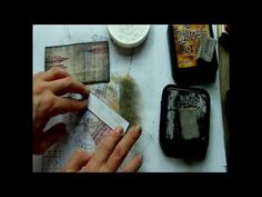 Mixed Media Bees Wax Tag by RachO113 - Part 3 of 3