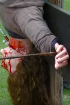 The Neighbors Can't Stand This Bloody, Gory Halloween Display