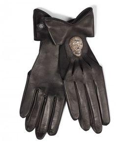 Philipp Plein gloves