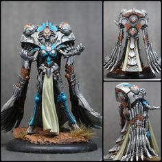 Iron Mother Directrix