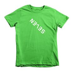 I'ts better to be lucky than good. Slap this shirt on your child and never have to worry about them again … just kidding!