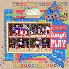 Flag Football *CHA Challenge-3 Trends* by Madeline @2peasinabucket