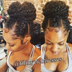 87 Cornrow Hairstyles for Black Women Ideas in Next time you're stuck trying to think up new ideas for your natural hair, try one of these stunning looks. Whether you have short hair, long braids, ., Cornrow Hairstyles for Black Women Braided Hairstyles For Black Women, Braids For Black Women, Black Hairstyles, Black Braids, Stylish Hairstyles, Layered Hairstyles, Formal Hairstyles, Straight Hairstyles, Bridesmaid Hairstyles