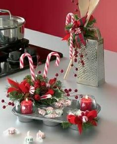 Ideas For Christmas Fl Arrangements