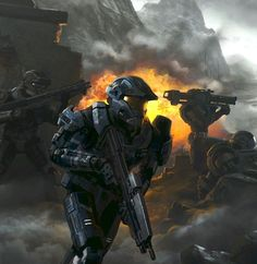Halo Reach Firefight, deviantart, HD Wallpaper and FREE . Halo Game, Halo 5, Halo Pelican, Master Chief, Odst Halo, Halo Tattoo, Halo Spartan, Halo Series, Future Soldier