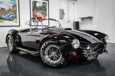 Limited Edition 50th Anniversary Shelby Cobra 427   Discover more: http://designlimitededition.com/