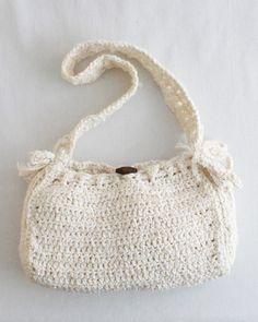 Hobo Bag Crochet Pattern