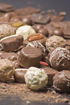 Chocolate artesanal de Gramado / Brasil