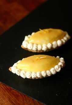 Individual Lemon Meringue Pies reimagined
