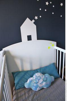 pour mes jolis mômes, mais pas que...--  claradeparis.com ♥ the wall stickers + stars