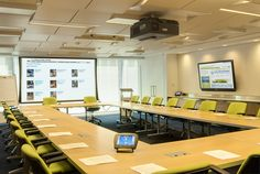 Elegant Business Conference Room Ideas: Large Bussines Conference Room ~ Office