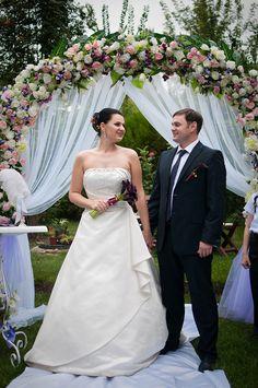 Свадьба Александра и Натальи. Декор и флористика свадебное агентство Mari. Заказать оформление свадьбы в Одессе +380672525610