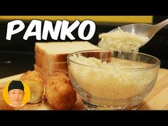 Panko caseiro como fazer - New Site Laide, Japanese Food, Cereal, Pudding, Breakfast, Ethnic Recipes, Desserts, Youtube, 36