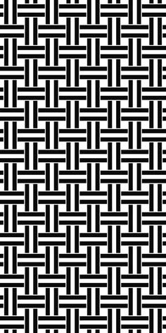 Find Seamless Black White Weave Pattern stock images in HD and millions of other royalty-free stock photos, illustrations and vectors in the Shutterstock collection. Textile Pattern Design, Textile Patterns, Pattern Art, Fabric Design, Geometric Art, Geometric Designs, Graphic Patterns, Print Patterns, Zbrush