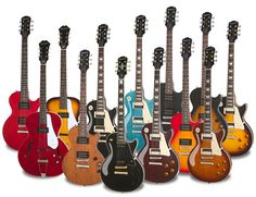 New Epiphone Electric Guitars for Summer NAMM 2016