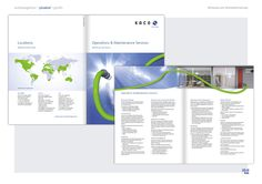 Service-Broschüre fü