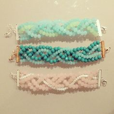 DIY Bracelet by CatCatBlog.