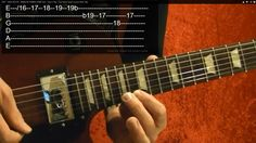Guitar Lesson - STAIRWAY TO HEAVEN - Solo ( 1 of 3 ) - With Printable Tabs