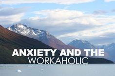 Talks about the clear psychological connection between unexamined anxiety and overworking.