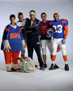 Blue Mountain State (Spike, 2010-2011), starring Darin Brooks, Alan Ritchson, Sam Jones III, Page Kennedy, Chris Romano & Frankie Shaw)