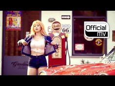 "Jun Hyo Seong (전효성) of Secret (시크릿) - ""Into You"" (반해) - music video"