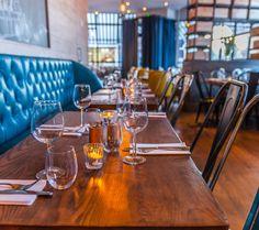 Melange restaurant by InArch, London – UK Uk Retail, Branding, Design Furniture, Retail Design, Stores, Conference Room, London, Chair, Restaurant Interiors