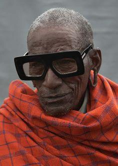 Karen Walker Eyewear: Eyes On Africa