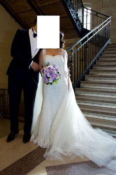 Robe de mariee dentelle occasion