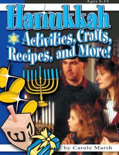 Hanukkah Activities, Crafts, Recipes