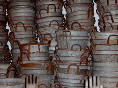 vintage buckets - make a bucket list