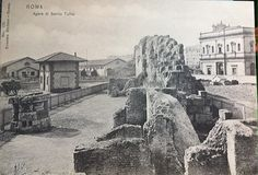 Roma Sparita - Mura Serviane