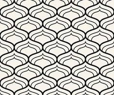 Petalled seamless pattern vector   Free Pattern Vectors