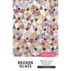 Broken Glass Quilt Pattern Jen Kingwell Designs #JKD-5033 | Fat Quarter Shop