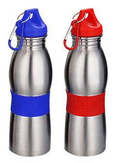 Curved Sports Bottle