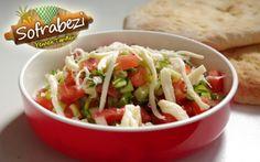 Peynirli Kaşık Salatası Tarifi - Sofra Bezi | Yemek Tarifleri | Kek Tarifleri | Resimli Tarifler