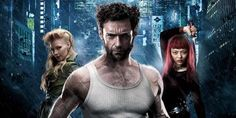 THE WOLVERINE movie clips