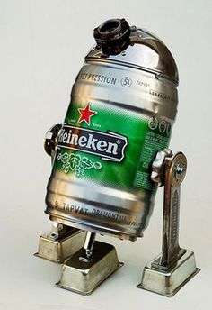 Woooo coolest freaking thing EVER!!! Beer2D2