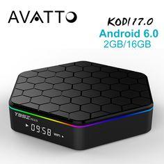 $60.96 - Genuine T95z Plus 2GB/16GB Amlogic S912 Android 6.0 Smart TV Box Octa-core Kodi17.0 Fully Load,5GWIFI,BT4.0,4K,H.265 Set Top Box   Shop Now! - WorldOfTablet.com