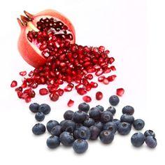 Blueberry Pomegranate Yonanas