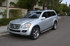 2008 Mercedes-Benz GL-Class  Price: $32,900       Compare at $32,900  VIN: 4JGBF71E78A363360  Stock #: S-2457    V8 4.7L SUV  Transmission: Automatic  Color: Silver  56,604 miles