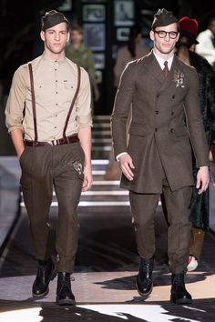 dsquared² - fall 2013 ready-to-wear  - milan