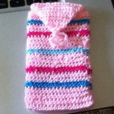 iPod case #crochet #diy