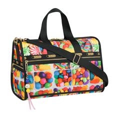 Dylan's Candy Bar LeSportsac Large Weekender in Sugar Cube | Dylan's Candy Bar