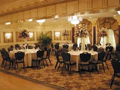 Main Ballroom The Brownstone in Paterson, NJ
