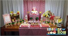 decoração festa pic nic - Pesquisa Google